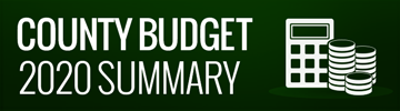 County Budget 2020 Summary