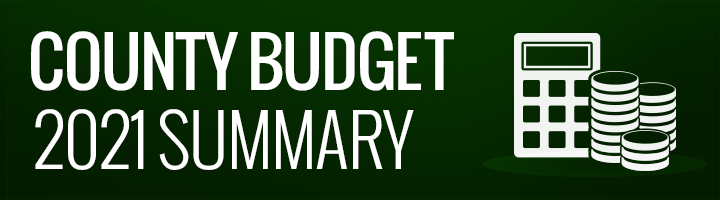 County Budget 2019 Summary